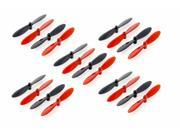 TDR Robin 5.8G FPV RC Drone Quadcopter (61362) Replacement Rotor Blades, 5 Sets