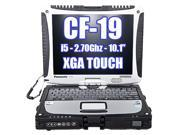 Panasonic Toughbook CF-19 i5-3340M 2.7GHz 320GB 4GB Windows 7