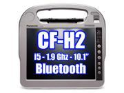 Panasonic Toughbook CF-H2 Intel Core i5-3437U 1.9, 500GB Hard Drive, 4GB Ram, Windows 7