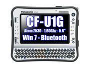 Panasonic Toughpad CF-U1 Intel Atom Z530 1.6GHz, 64GB SSD, 2GB Ram, Windows 7