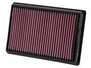 K&N HIGH FLOW PERFORMANCE AIR FILTER BM-1010 10-11 BMW S1000RR 9SIA6TC28U5664