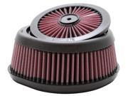 K&N HIGH FLOW PERFORMANCE AIR FILTER YA-2506XD 06-08 SUZUKI RM125 9SIA25V4V26671