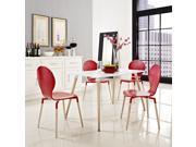 Field Dining Table in White