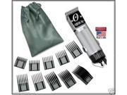 OSTER CLASSIC 76 LIMITED HAIR CLIPPER +10 PC COMB NEW