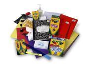 Crayola Basic Back To School Full Supply Pack 9SIV00U2436020