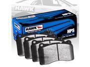 HAWK HPS PERFORMANCE STREET BRAKE PADS - HB432F.661 - FRONT 9SIA2GG1T48727