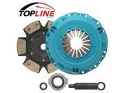 TOPLINE 6 Puck Stage 3 Racing Clutch Kit 99-00 BMW 323i; 323ci (E46) 9SIA2GG1ZK9201