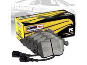 2002 Nissan Maxima  Hawk  Performance Ceramic w/0.665 Thickness; HB268Z.665-Front 9SIA2GG1VM0932