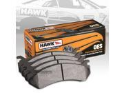 HAWK OES PERFORMANCE PREMIUM BRAKE PADS - 770904 - REAR 9SIA2GG1T48825