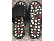 Foot Care Massage Orthotic Slipper with Acupressure Knobs
