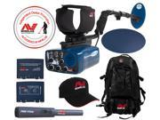 Minelab Eureka Gold Metal Detector with Exclusive Accessory Package