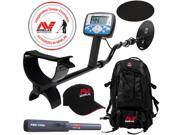 Minelab X-Terra 705 Gold Pack Metal Detector with Exclusive Accessory Package