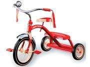 Classic Red Tricycle w 12 inch Wheel