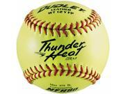Softball NFHS Approved Thunder Heat Leather 12 Inch One Dozen