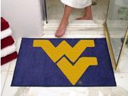 All-Star Bath Mat - West Virginia University