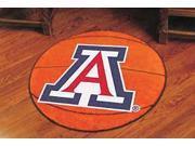 Basketball Floor Mat - University of Arizona