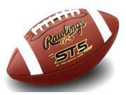 Rawlings ST5 Youth Football with Composite Leather Cover