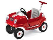 Steer & Stroll Push Car Coupe w Sound Dashboard & Lights
