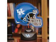 Kentucky Wildcats Neon Helmet Lamp