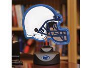 Penn State Lions Neon Helmet Lamp