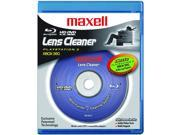 Blu-Ray & HD DVD Lens Cleaner