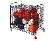 36 in. Lockable Ball Storage Locker