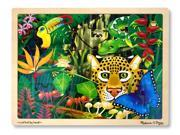 Rain Forest Jigsaw (48 pc)