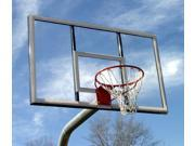 Heavy Duty Basketball Backstop