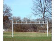 Combination Football and Soccer Goal Pair