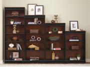 Jr Executive Bookcase Unit