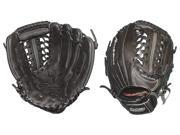 "Image of AJB74-LT_12"" Pattern, Modified Trap Web, Open Back, Small Finger Stalls, Deep Pocket, Left Hand Throw (Left Throw)"