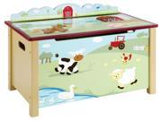 30 in. Toy Box
