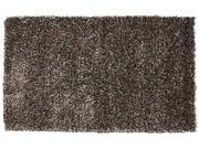 Sheen Area Rug In Black-Ivory - 6 ft. x 4 ft.
