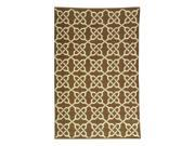 Contemporary Outdoor Rug (8 ft. x 5 ft.)