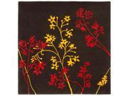 Square Hand Tufted Rug (6 ft. x 6 ft.)