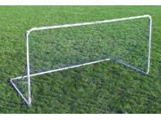 Sharp Shooter Soccer Goal w Blue Net