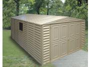 Weather Resistant Lawn Garage -DuraMax