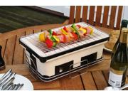 Large, Japanese, Yakatori, Table Top Charcoal BBQ Grill