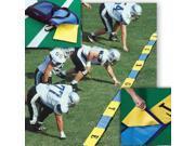 Football Split Markers with Custom Hook/Look Strip