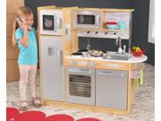 Uptown Playing Kitchen in Natural Finish