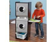 Laundry Play Set in Espresso Finish