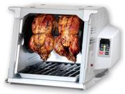 Digital Showtime Rotisserie and BBQ Oven 9SIA2HK21F2901