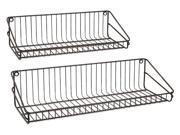 2-Pc Wall Shelves
