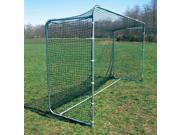 Folding Practice Field Hockey Goal - Set of 2
