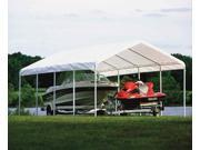 White Top Carport & Boat Canopy