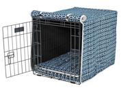Lux Crate Cover - Atlantis (2X Large: 48 x 30 x 33 in.)