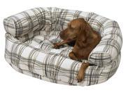 Double Donut Bed in Daydream Fabric (X Large: 48 x 38 x 17 in.) 9SIA2HK2WM3702