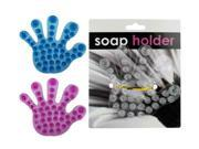 Hand Suction Cup Soap Holder - Set of 24 9SIA2HK2WN1192