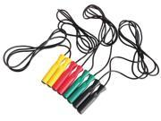 Adjustable Speed Jump Rope in Yellow (7 ft. in Yellow)