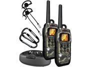 50-Mile Range 2-Way FRS/GRMS Camo Radios
